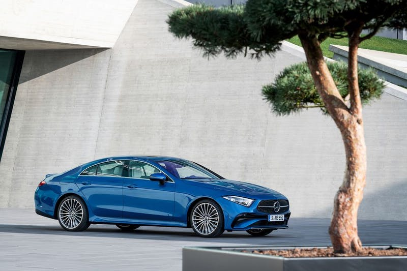 2022 Mercedes-Benz CLS Gets a Sharper Look, AMG CLS53 Dropped