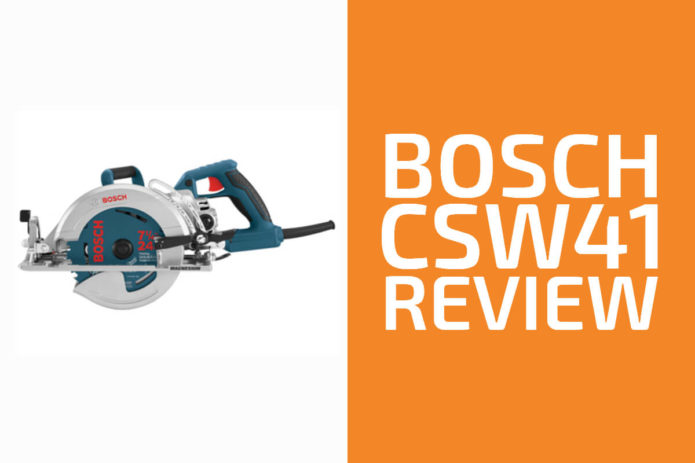 Bosch CSW41 Review: A Worm Drive Saw Worth Getting?