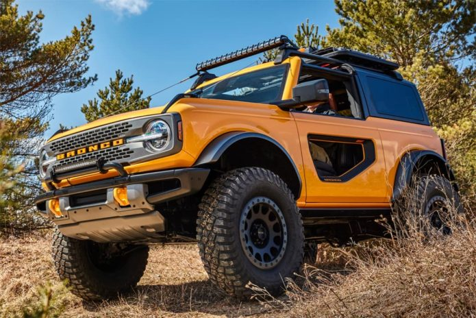 Ford F-150, Bronco, Mustang Mach-E and Maverick still not for Oz