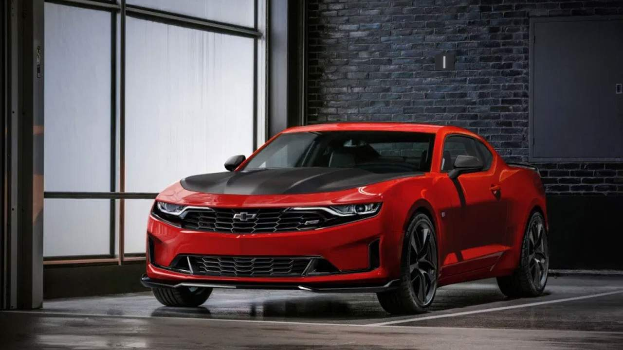 Chevy drops Camaro 1LE package for V6 and turbo-four for 2022 models