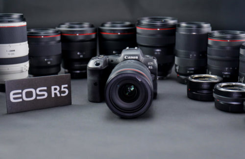 Best Lenses for Canon EOS R5