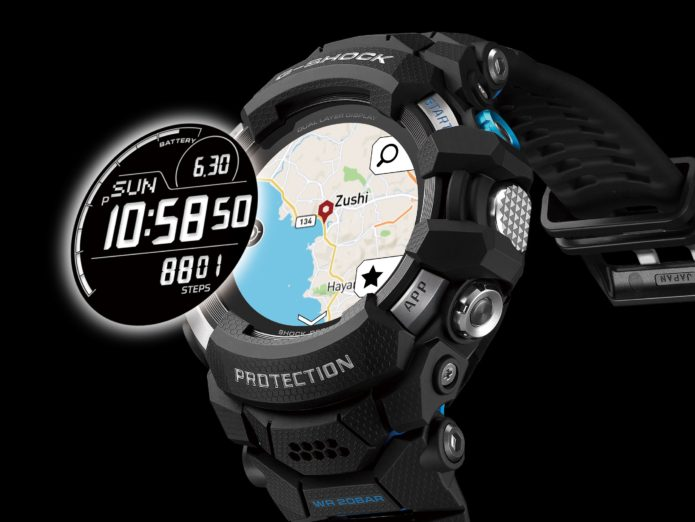 First Casio Wear OS-based G-Shock smartwatch has been launched