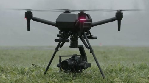 Sony Airpeak drone release date, price, rumors and news