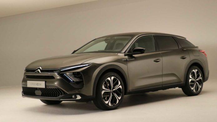 New Citroen C5 X Revealed As Part Sedan, Part Wagon, Part SUV