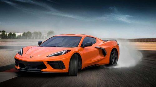 Chevrolet unveils three new 2022 Corvette colors
