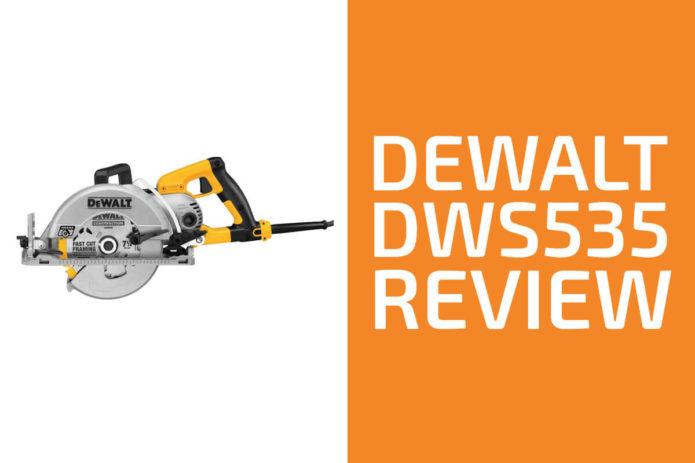 DeWalt DWS535 Review: A Worm Drive Saw Worth Getting?