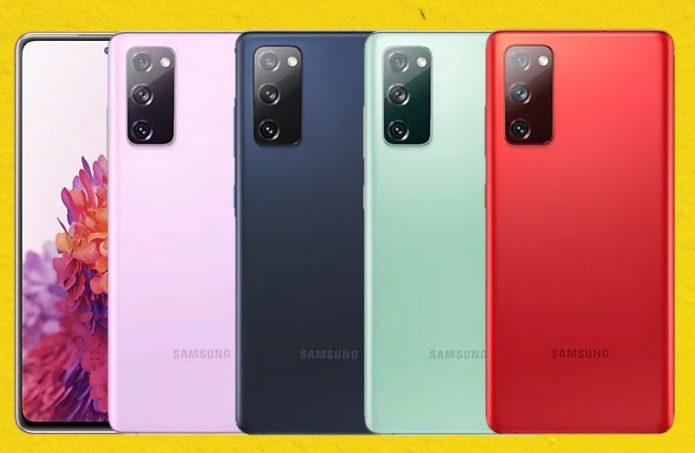 The Samsung Galaxy S20 FE 4G with a Snapdragon 865 chipset is official