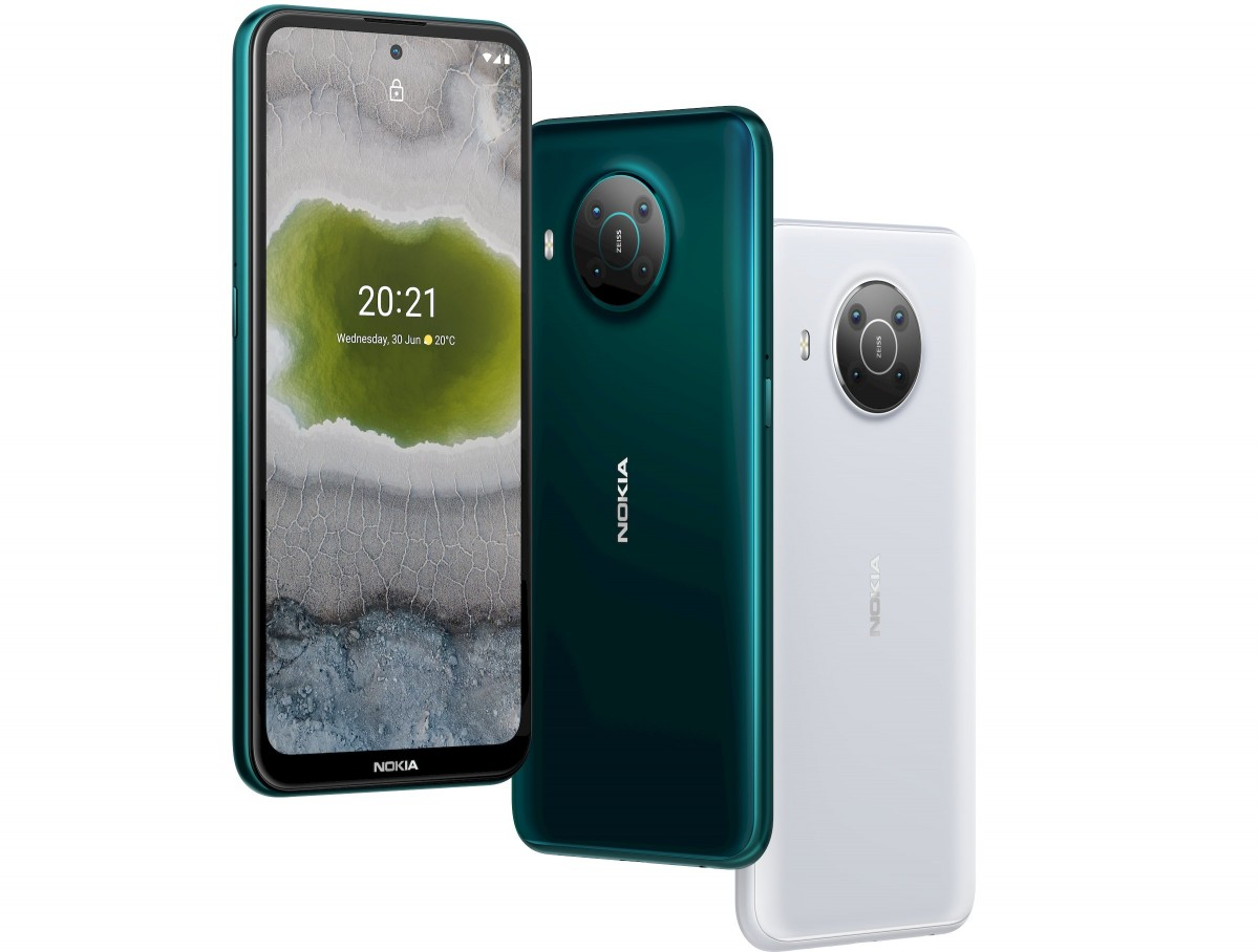 Nokia X10 and X20 announced: 5G support and 3 years of software updates and warranty