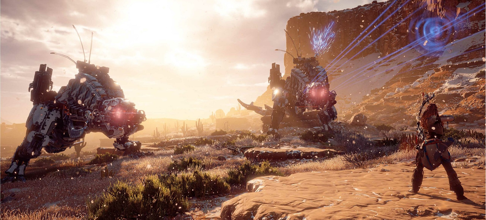Horizon Zero Dawn is a must-play game before Horizon Forbidden West launches