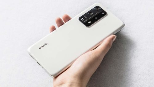 Huawei is no longer in the top 5 of the smartphone market