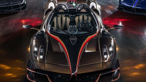 """Pagani Huayra Roadster BC """"Supernova"""" one-off hypercar has been delivered"""