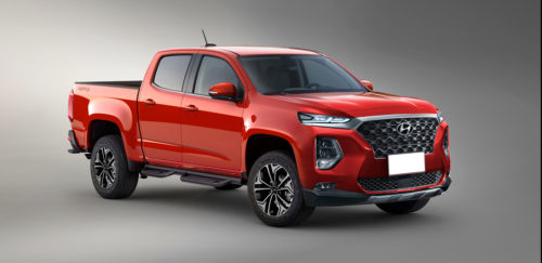 2022 Hyundai Santa Cruz First Look