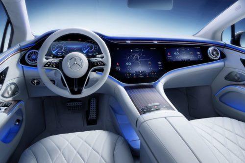 Mercedes-Benz's New Flagship Sedan Looks Opulent As Hell