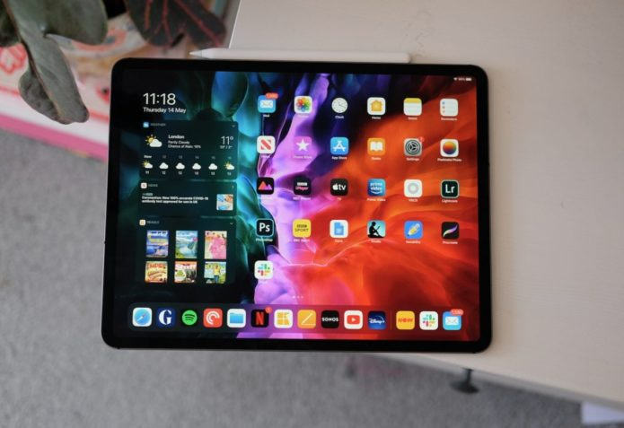 New iPad Pro 2021 (mini-LED): New leak shows off tablet design