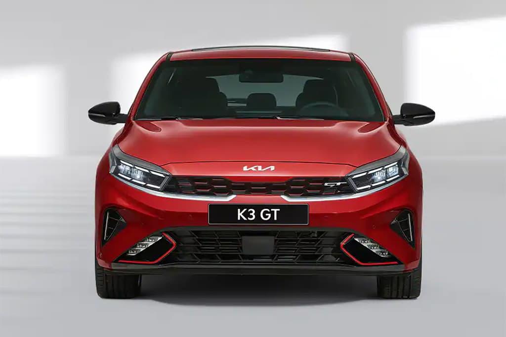 New-look Kia Cerato hatch breaks cover
