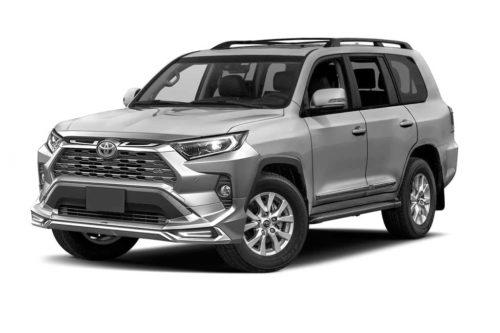 Hydrogen 'attractive' for Toyota LandCruiser 300 Series