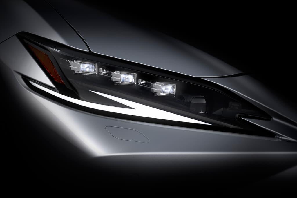 New Lexus ES teased