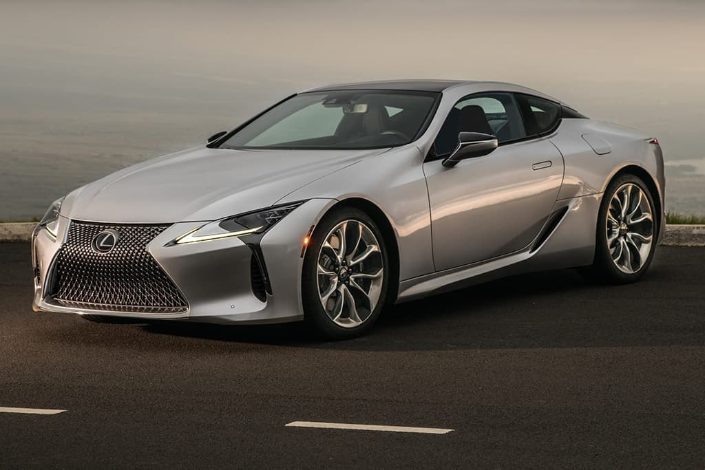 Lexus says its sports cars will live on in electric age