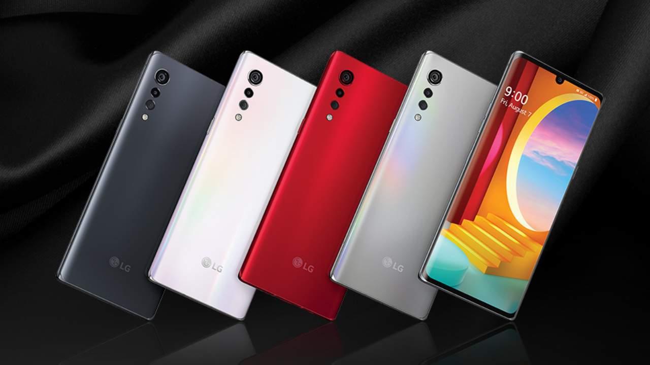 LG Velvet Android 11 update finally arrives in the US