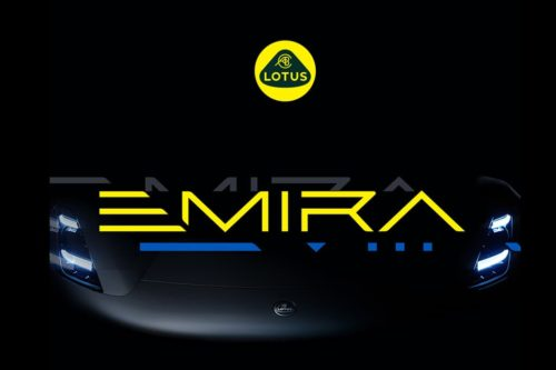 Last combustion-powered Lotus Emira previewed