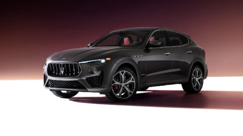 Maserati Levante Hybrid Gets Electrified Four-Cylinder With 330 HP