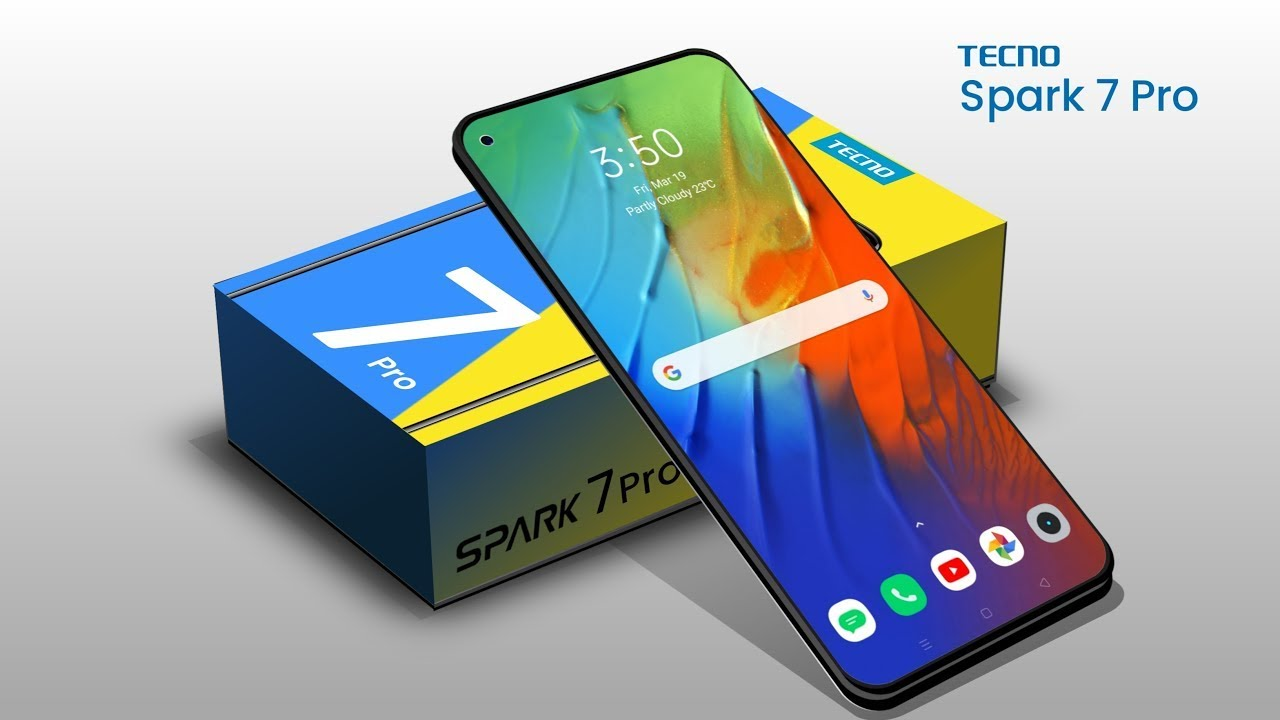 Tecno Spark 7 Pro With MediaTek Helio G80, 5000mAh Battery Launched: Price, Specifications