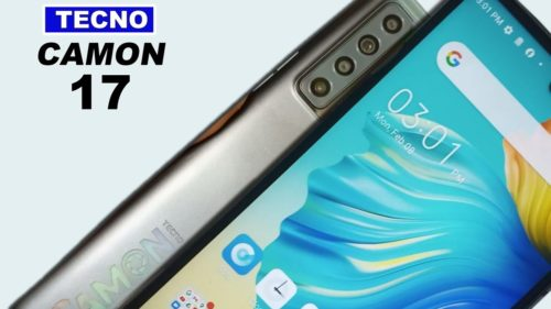 Tecno Camon 17 Series to launch in India soon, with 90Hz display and 64MP Quad camera
