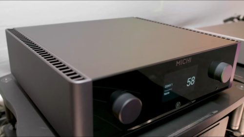 Rotel Michi X3 Integrated Amplifier Review