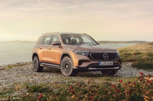 Mercedes EQB is a family-sized answer to the electric car question