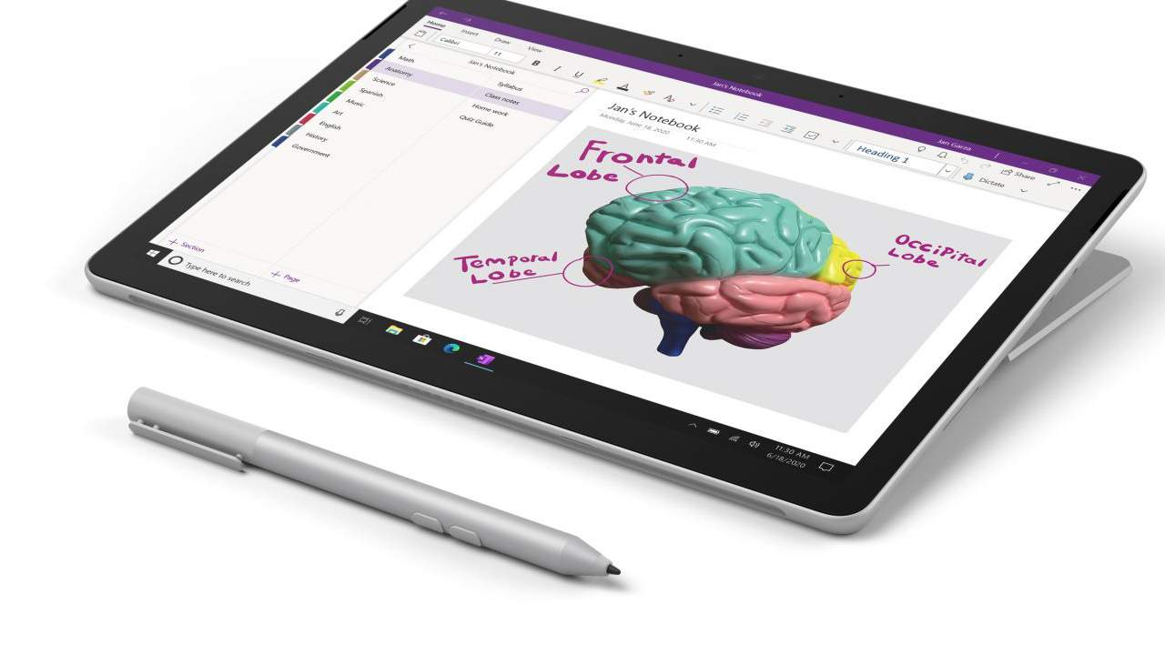 Microsoft Classroom Pen 2 halves price for Surface-friendly student stylus