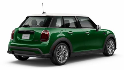 2022 Mini Oxford Edition keeps its price the same as 2018