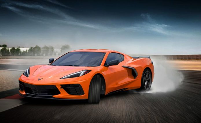 2022 Chevy Corvette Will Add Three Hot New Colors