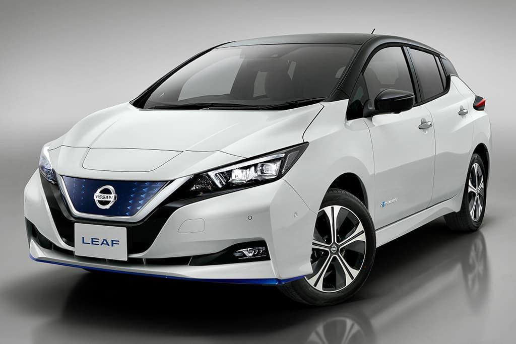 Nissan LEAF e+ launches in Australia