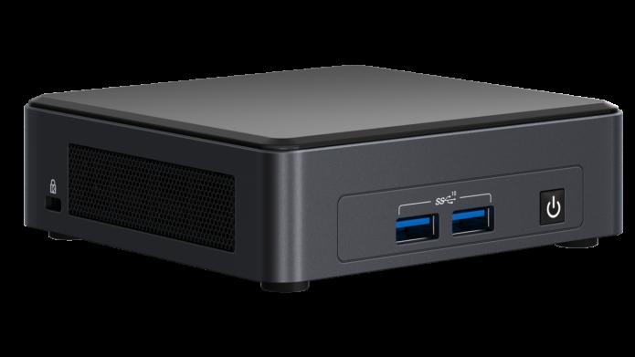 Intel NUC 11 Pro Review