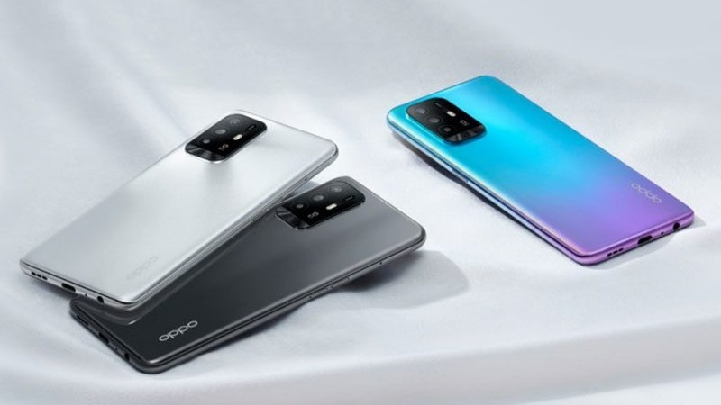 OPPO A95 5G with AMOLED display, Dimensity 800U SoC, 30W fast charging launched: price, specs