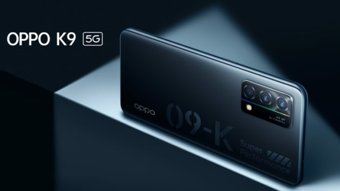 Oppo K9 5G Confirmed To Feature Snapdragon 768G Ahead of May 6 Launch