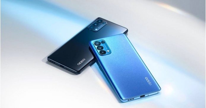 Possible OPPO Reno6 with 65W charging and 5G connectivity spotted on 3C website