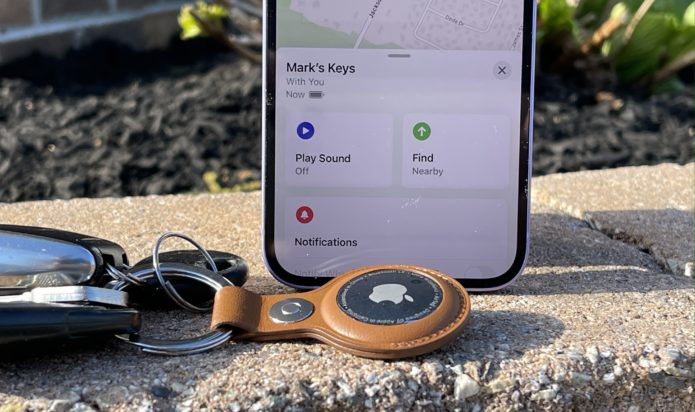 Apple AirTag review: The best key finder for the iPhone