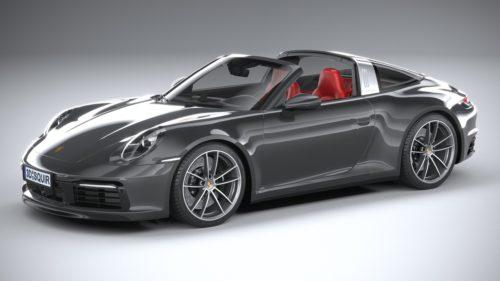 2021 Porsche 911 Targa 4S Review