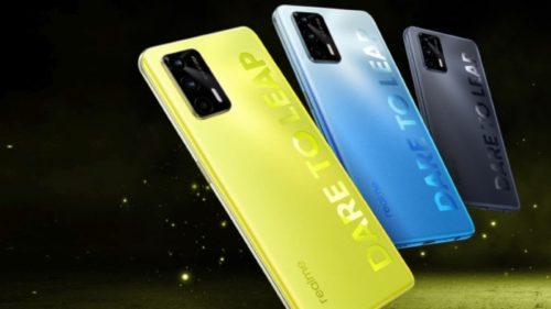 Realme Q3 design revealed hours ahead of launch; triple cameras confirmed