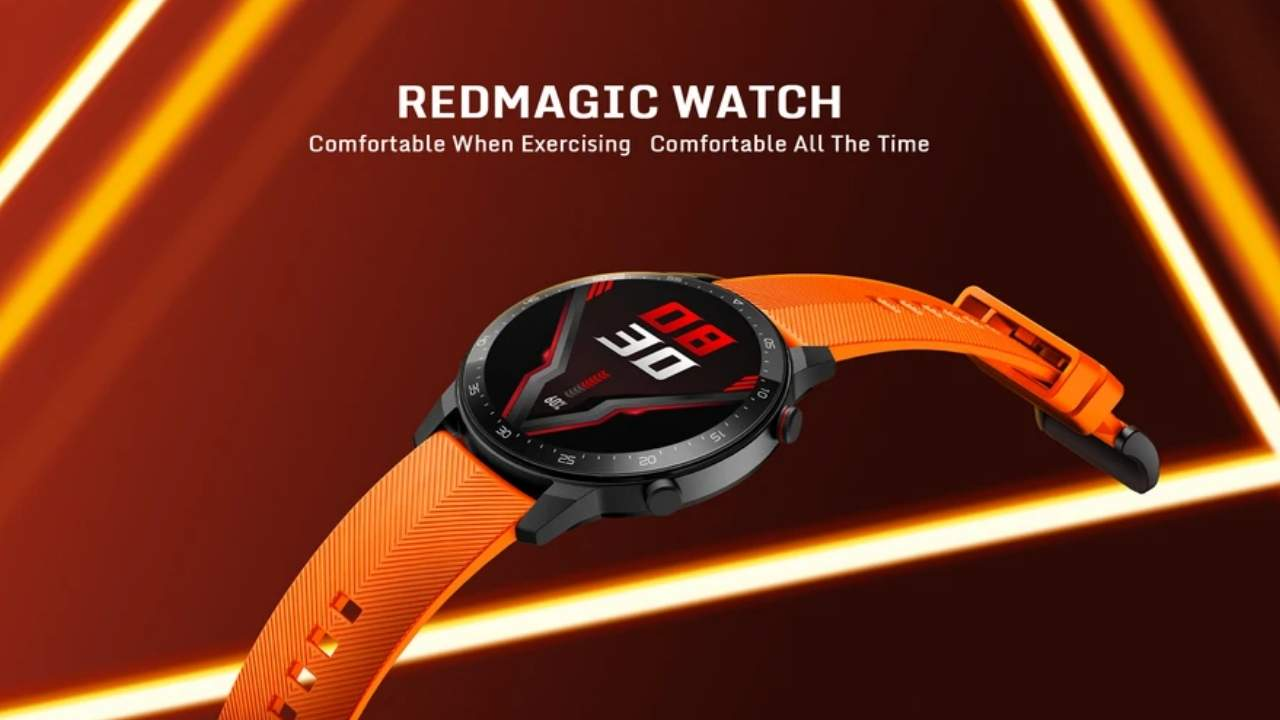 nubia RedMagic Watch now available in global markets