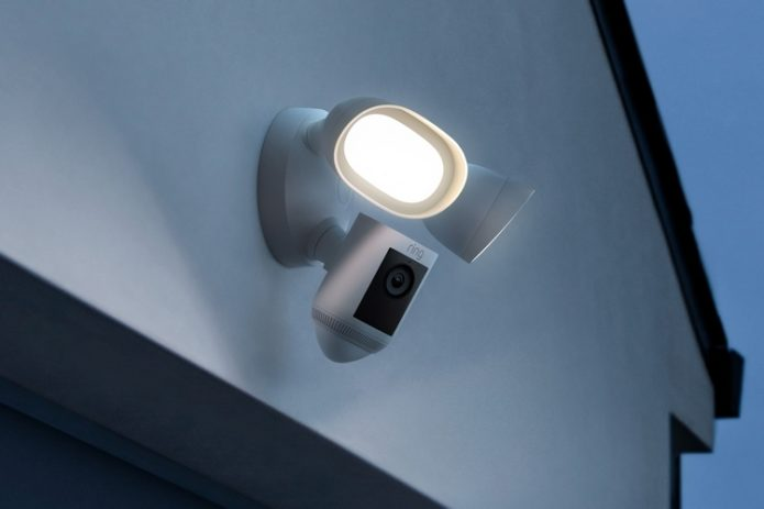 Ring Floodlight Cam Wired Pro Uses Radar-Based Motion Detection For Better Identifying What's Actually Moving