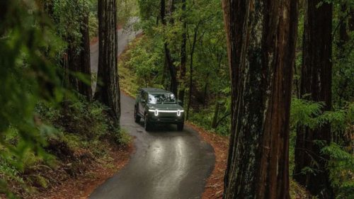 Rivian will offer buyers of its EVs custom insurance coverage
