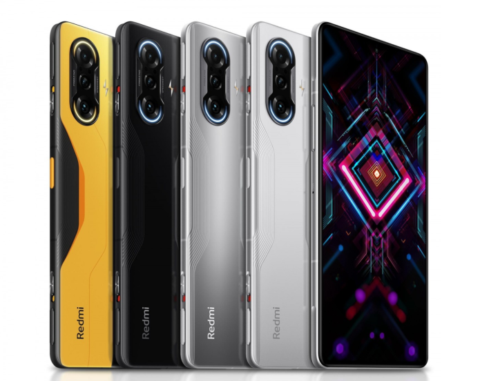 The Redmi K40 Gaming Edition is here with Dimensity 1200, 12GB of RAM