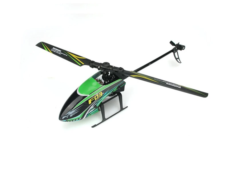 YU XIANG F03 Review – 6-axis Gyro RC Helicopter