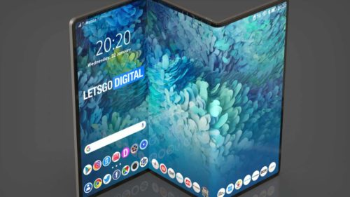 Galaxy Z Fold trademark confirms foldable tablet