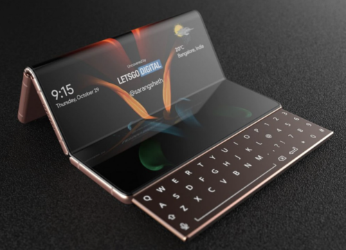 Samsung Galaxy Z Fold 3 could be followed by a tri-fold tablet in 2022