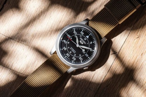 How the Seiko 5 Became the Ultimate Starter Watch