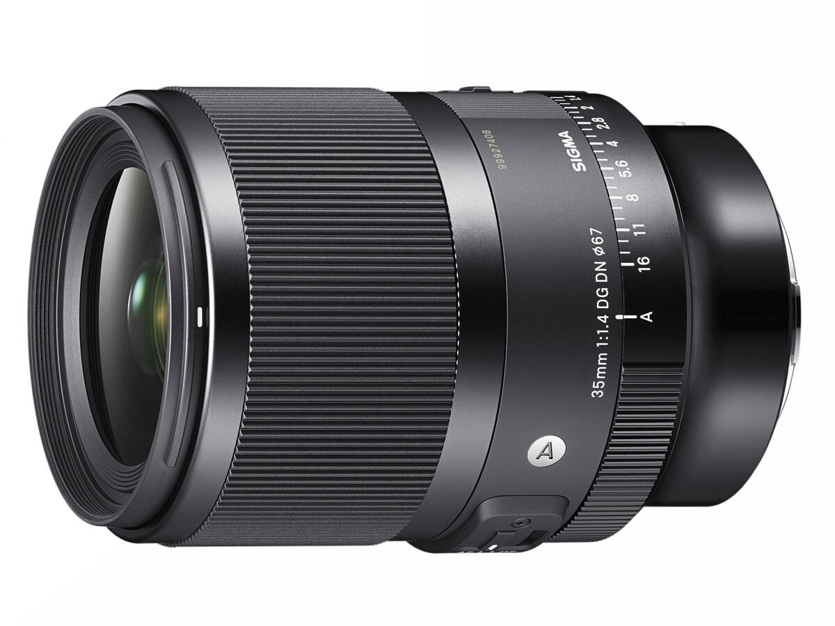 Sigma 35mm F1.4 DG DN Art Lens Announced : Price, Specs, Release date