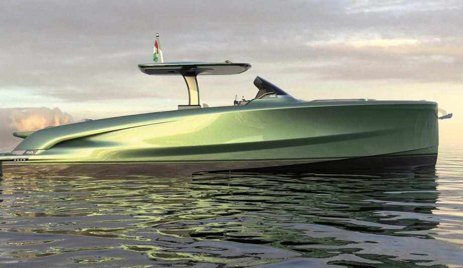 Solaris Power 44 Open first look: Even better looking sibling to expand the range